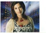 Juliet Cowan star Sarah Jane Smith Adventures,Signed 10 x 8 Photograph